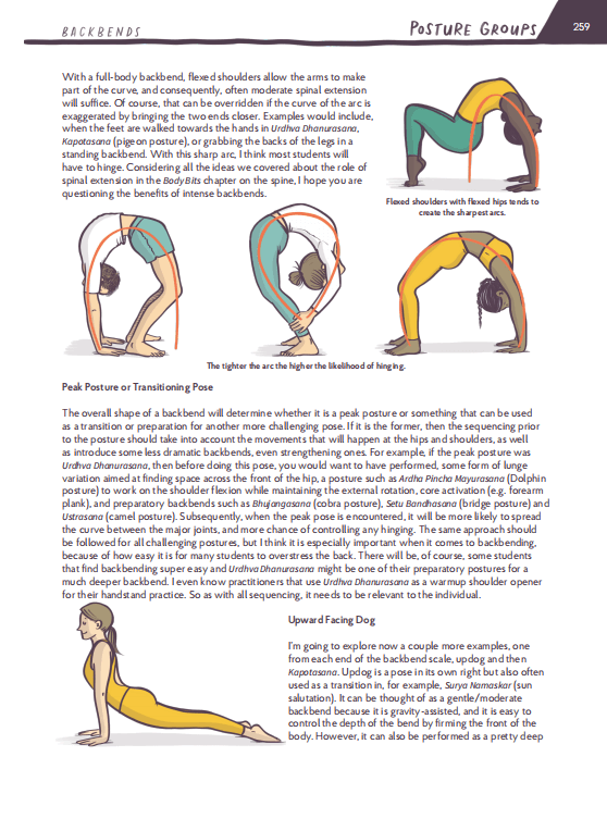 Backbends Yoga Poses