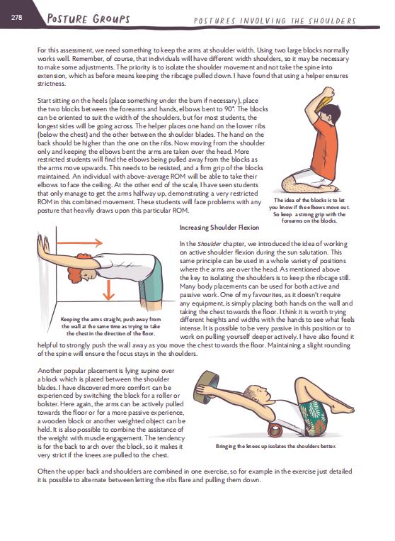 Yoga Teacher Resource